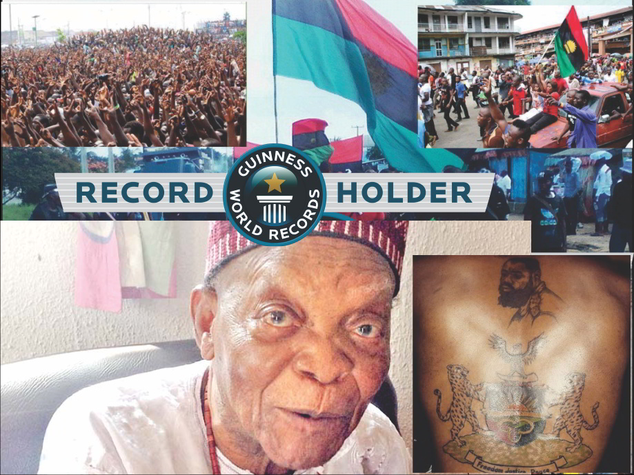 BIAFRA!!! Exclusive Interview With Col. J.O.G. Achuzia (rtd) Call ...